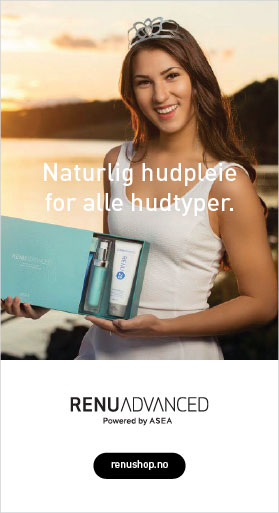 Renu Advanced - Naturlig hudpleie for alle hudtyper