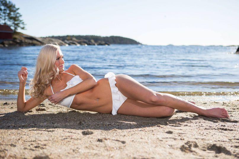 """""""Bettina er klar for Miss Norway-Finalen"""""""