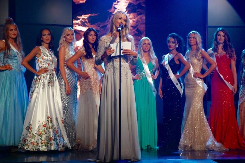 Miss Norway 2016, Christina Waage (foto: Cesar Arturo Alcaraz)