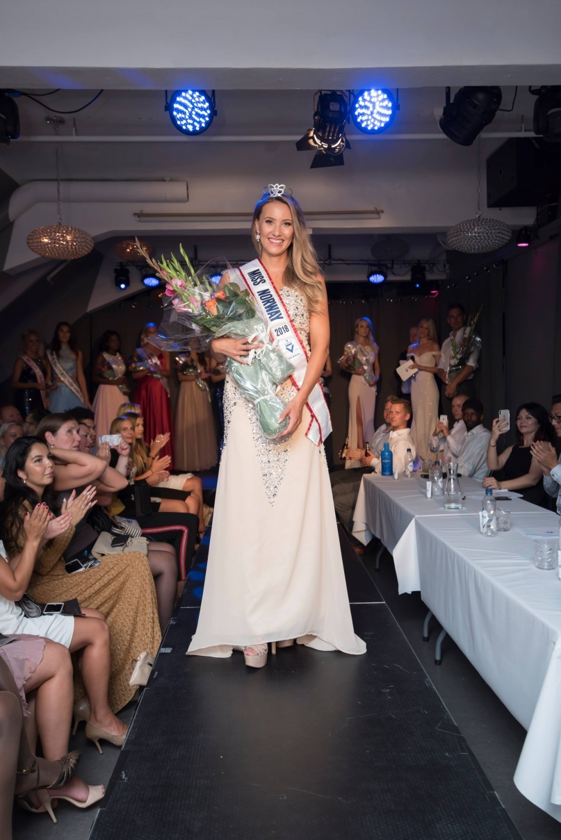 Miss Universe Norway 2018