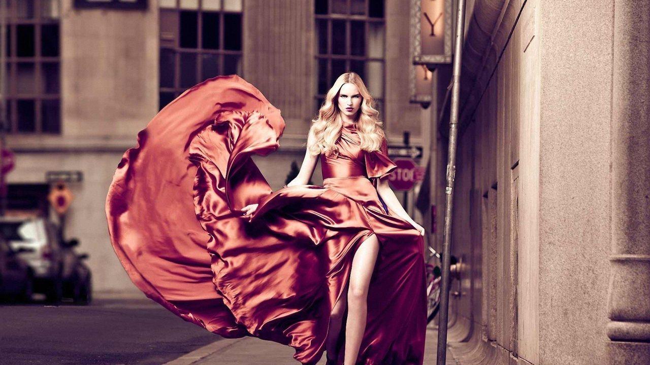 Forberedelser - Vakre kjoler