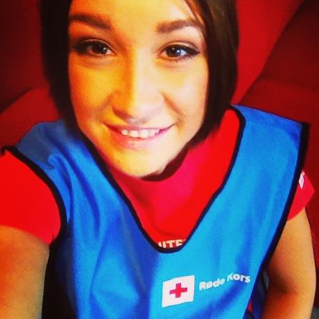 Svelesalg hos Røde Kors
