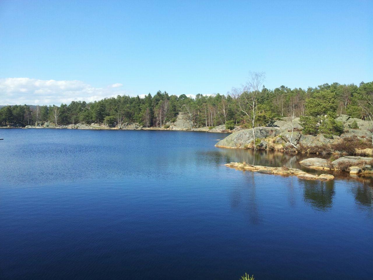 Våren har kommet til Kristiansand!