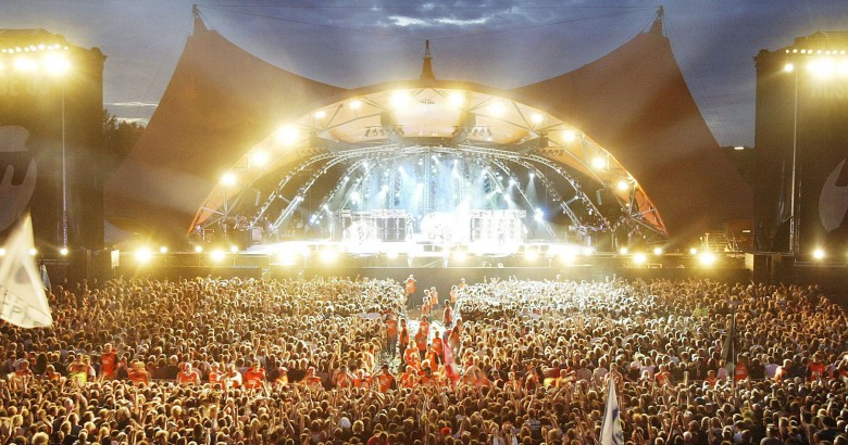 Jeg skal på Roskilde i år, skal du?
