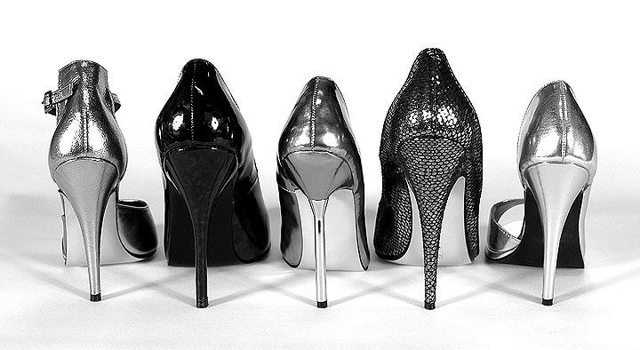 Sjekk ut mine nye killer heels!