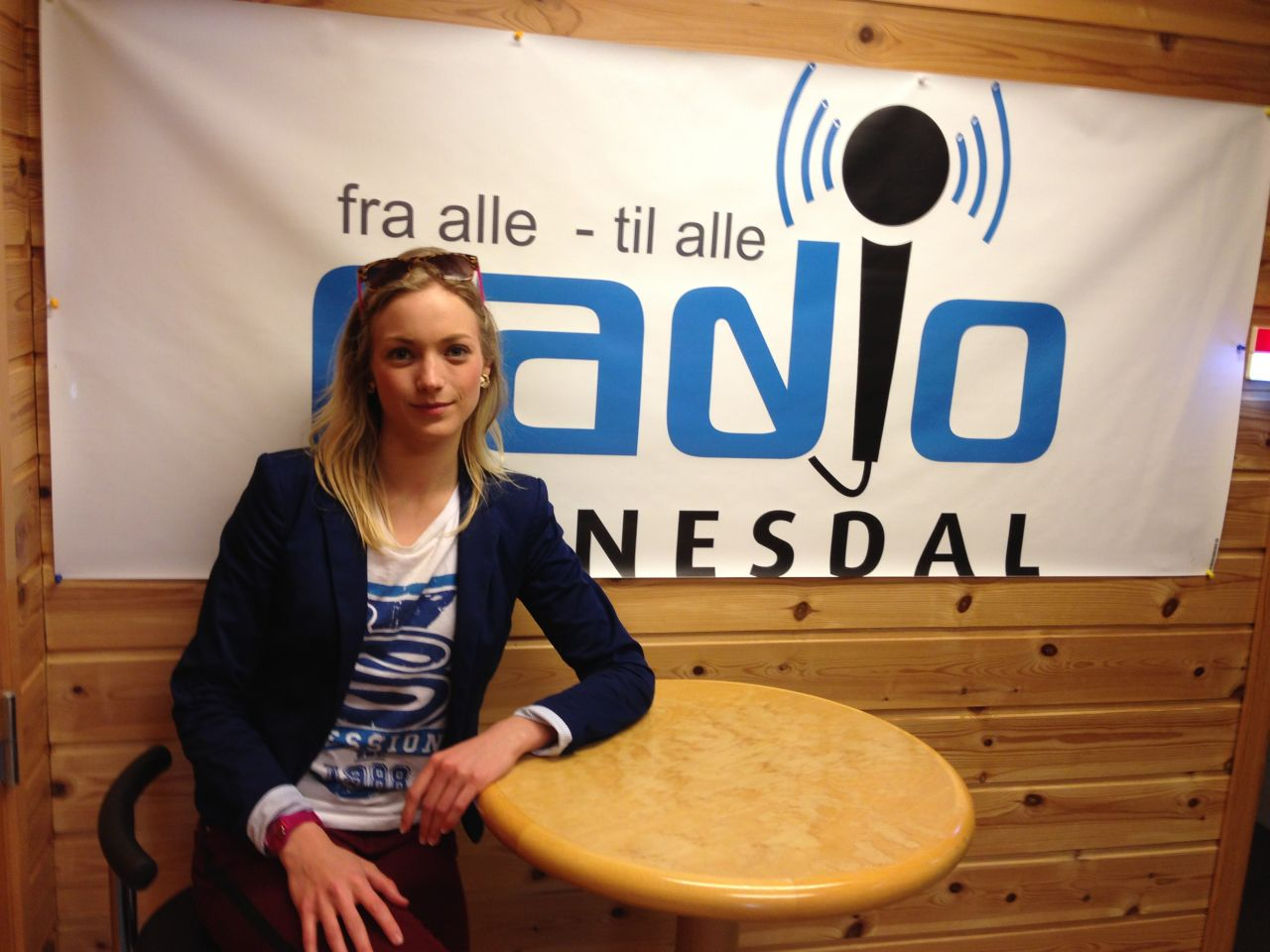 Hot seat- Radio Kvinesdal