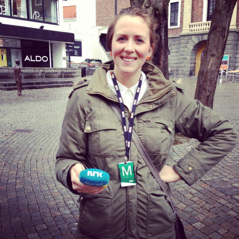 NRK rogaland radio