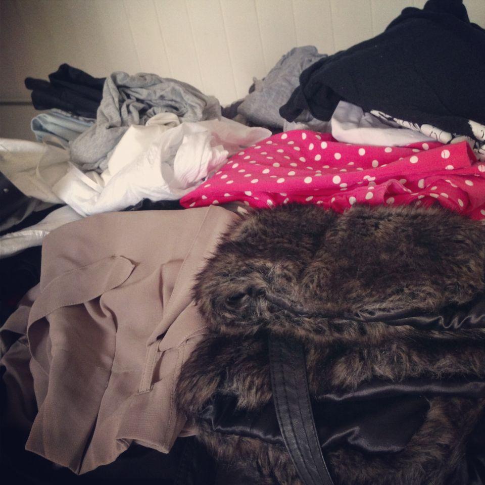 Hva gjør du med dine gamle klær?
