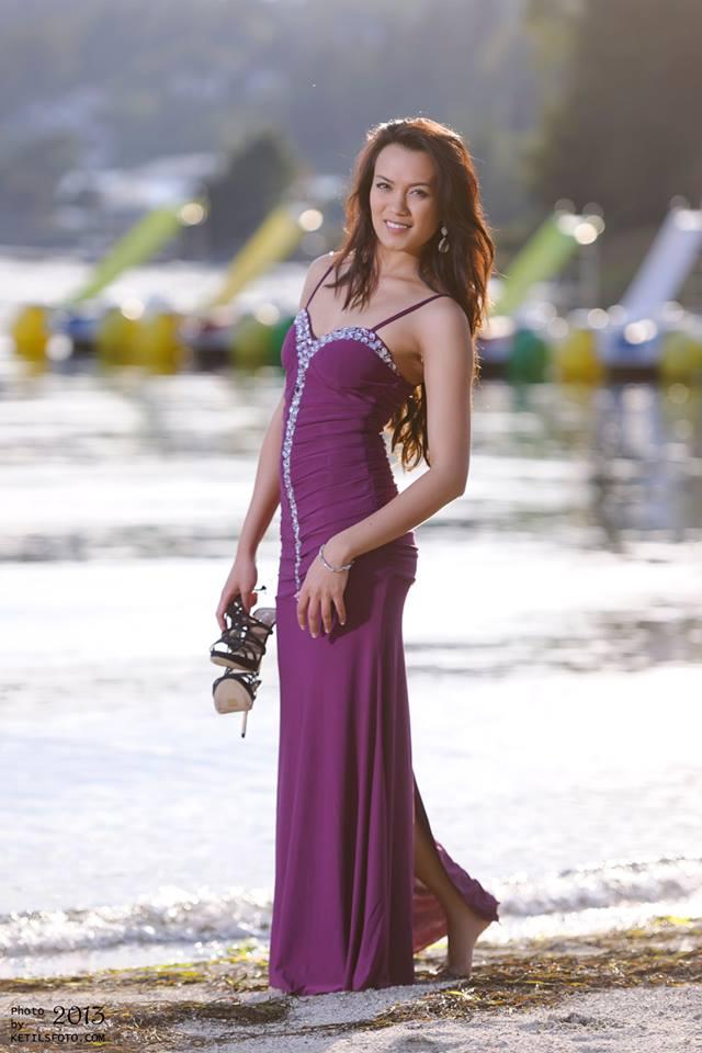 Min reise gjennom Miss Universe Norway