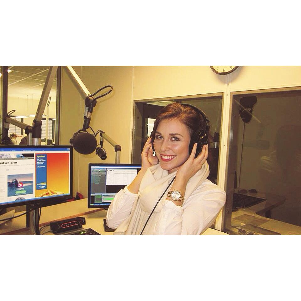 Radio-Intervju