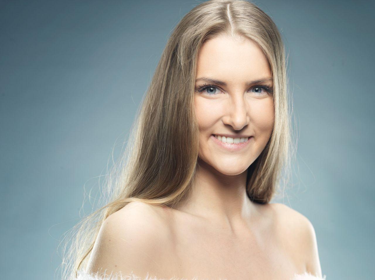 Finalist i Miss Universe Norway 2014