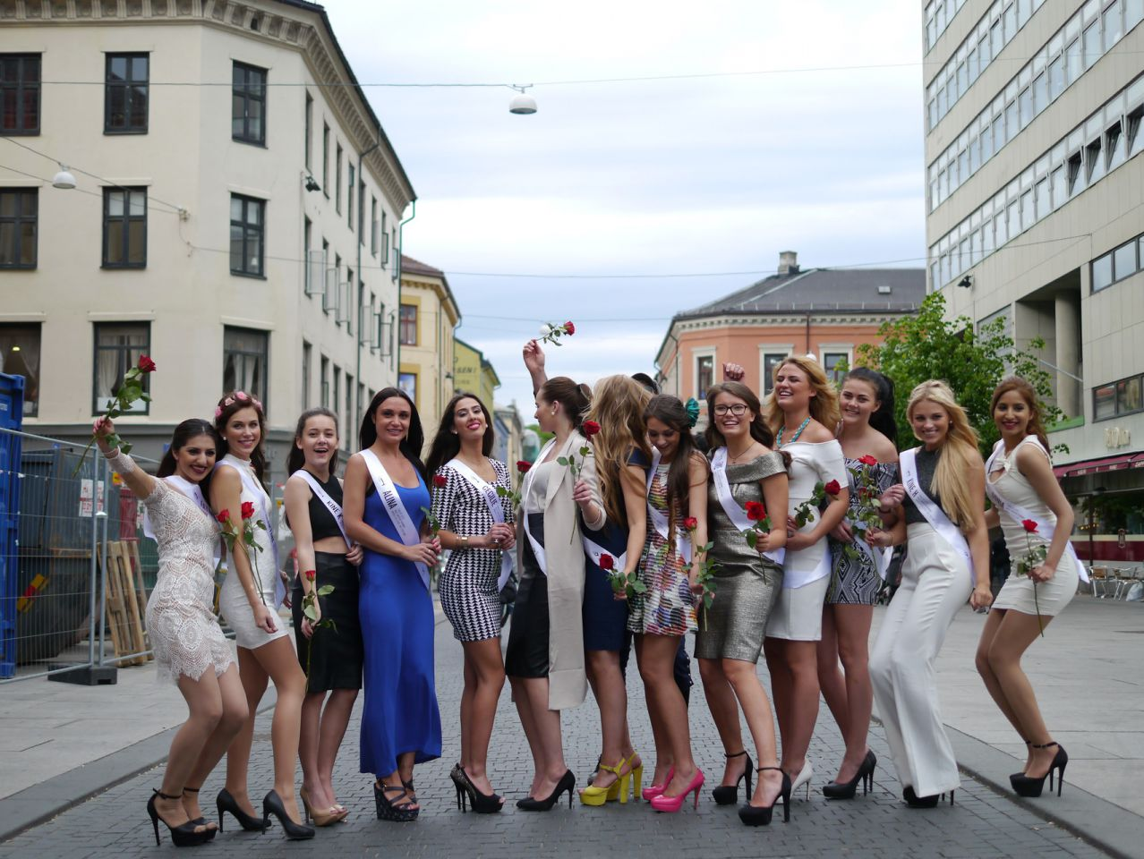 Helgens beautycamp